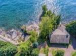 Drom Hytte, right at the water`s edge, can be your new Lake Superior home away from home.